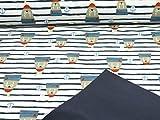 Fitzibiz Nano Softshell Walross, weiß (25cm x 145cm)