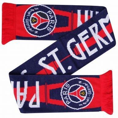Paris St Germain-Bufanda del Equipo de fútbol Inglés