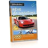 WONDERBOX - Coffret cadeau - REVES DE SENSATIONS