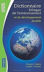 Dictionnaire de l'environnement et du développement durable (poche)