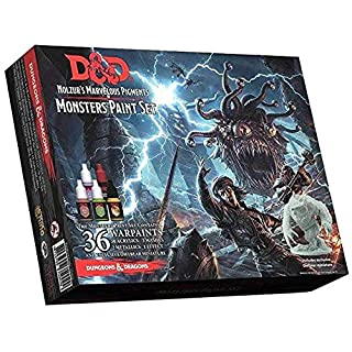 Army Painter ARM75002 The Monsters Paint Set, Mehrfarbig