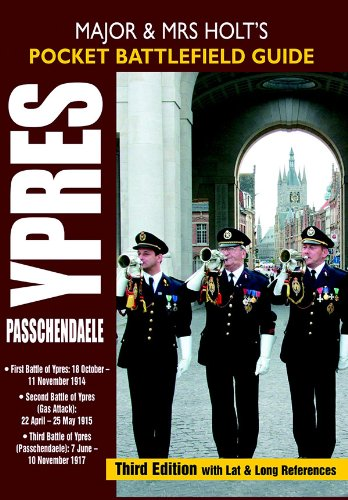 major-and-mrs-holts-pocket-battlefield-guide-to-ypres-and-passchendaele-1st-ypres-2nd-ypres-gas-atta