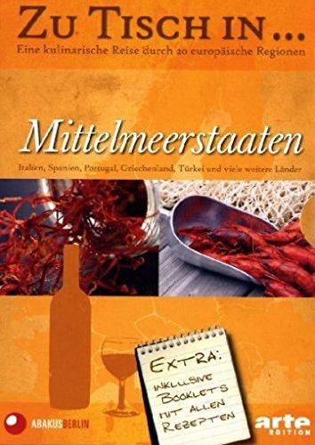 Mittelmeerstaaten (5 DVDs)