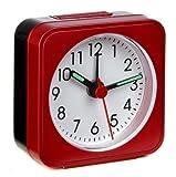 Lautlos-Wecker La Palma Reisewecker TFA 60.1019.05 rotSweep-Uhrwerk