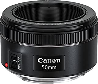 Canon Obiettivo, EF 50 mm f/1.8 STM SLR, Nero (B00XKSBMQA) | Amazon price tracker / tracking, Amazon price history charts, Amazon price watches, Amazon price drop alerts