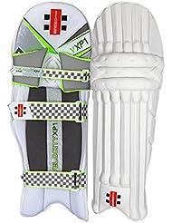 Gris Nicolls Extratec protection 5408251Velocity XP 1550Ting de cricket Jambières de cricket