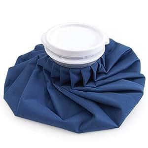 66fit Poche à glace Bleu foncé 23 cm