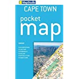 Cape Town pocket map  1 : 10 000; Regional Map 1 : 100 000
