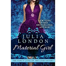 Material Girl (The Fancy Lives of the Lear Sisters Book 1) (English Edition)