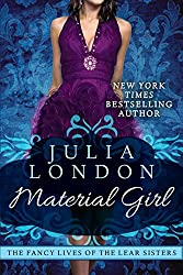Material Girl (The Fancy Lives of the Lear Sisters Book 1)