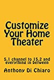 Customize Your Home Theater: 5.1 channel to 15.2 and everything in between