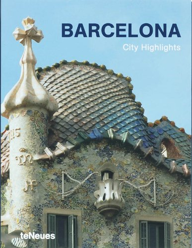 City Highlights Barcelona, International Edition: Welt Guide International