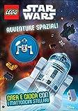 Avventure spaziali con i mattoncini. Star Wars. Lego. Con gadget