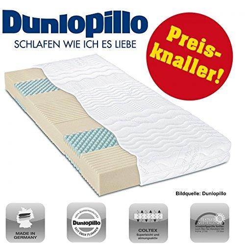 Dunlopillo Coltex Kaltschaum Matratze 7 Zonen 160x200cm H3 Multi Care NP:1121EUR