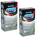 Durex Kondome Kondome Pleasure, Performa, 24 Stück