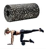 WUNDER Foam-Roller Faszienrolle Schaumstoff-Rolle 30cm Lang (1 Jahr GARANTIE) - Massageroller, Yoga-, Rücken-, Fitness-Rolle für Faszien Übungen