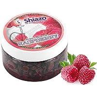 Shiazo - Sustitutivo de tabaco sin nicotina, frambuesa, en forma de piedrecitas, 100 gr, pack de 1 unidad