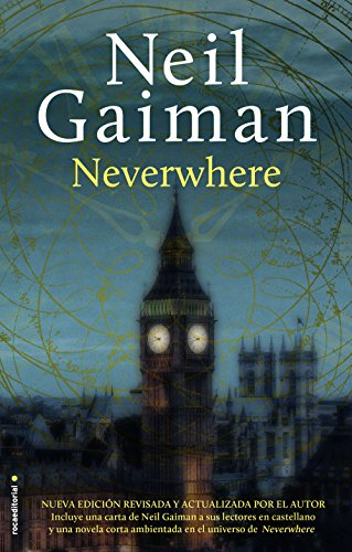 Neverwhere (Best seller / Ficción) por Neil Gaiman