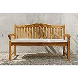 Stern 427880 Teak-Bank Tulip, Sitzbreite 140 cm