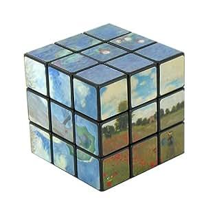 Paris - Musée d'Orsay - Rubik's cube - Monet
