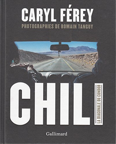 Chili, la diagonale du Condor par Romain Tanguy