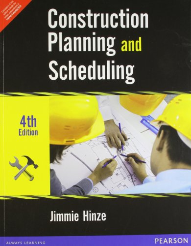 Construction Planning and Scheduling, 4e