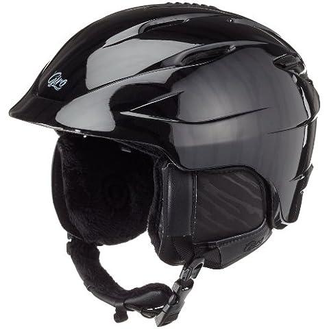 Giro–Casco Donna Sheer, Donna, Helm Sheer, Nero - black tiger,