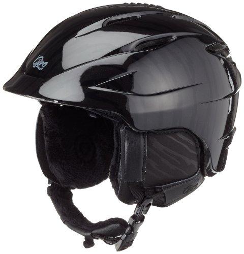 Giro Sheer - Casco de mujer, color negro (black tiger) - S