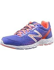 New Balance W590 B V3 - Zapatillas de running para mujer