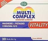 Esi Multicomplex Vitality Integratore Alimentare - 20 Bustine