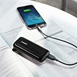 Anker Power Bank Astro E1 5200mAh Ultra Compact Portable Charger External Battery with PowerIQ Technology for iPhone, iPad, Samsung, Nexus, HTC, Huawei and More (Black) Bild 7