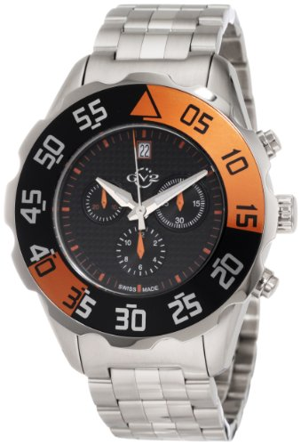 gv2-parachute-mens-quartz-watch-with-black-dial-analogue-display-and-silver-stainless-steel-bracelet