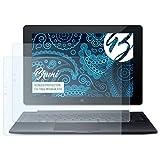 Bruni Schutzfolie für Odys Windesk X10 Folie, glasklare Bildschirmschutzfolie (2X)