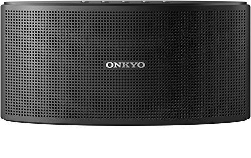 Onkyo OKAX3B/10 tragbarer Bluetooth Lautsprecher schwarz (X3 Bluetooth Speaker)