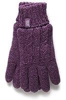 1 Paar Damen echte Wärme Inhaber Heatweaver thermische Handschuhe TOG 2.3 Lila L/XL