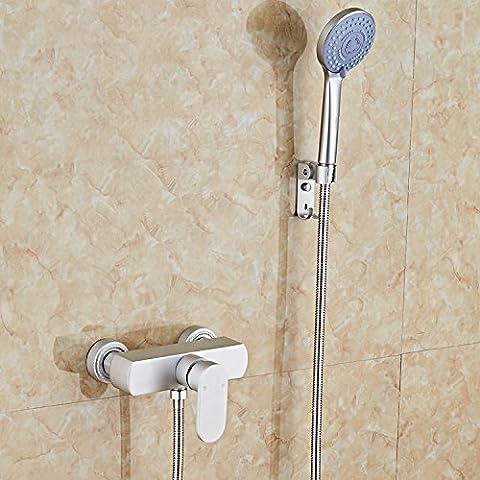 FAN4ZAME Dusche Badewanne Dusche Wasserkocher Mischbatterie Dusche