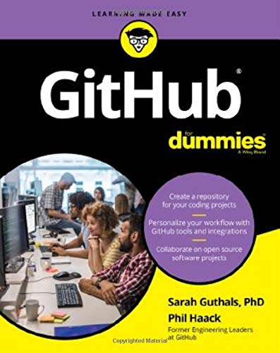 GitHub For Dummies (For Dummies (Computer/Tech))