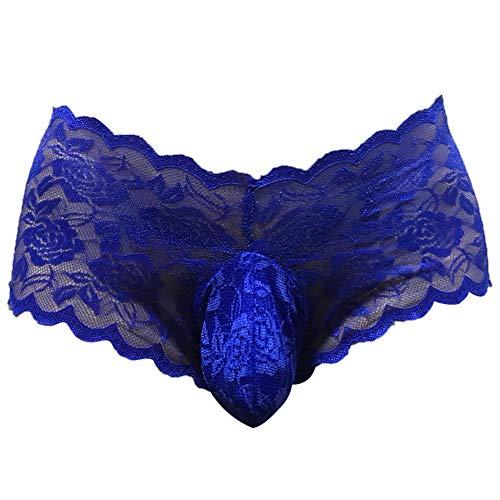 c5fa3e5d0b6e HUYURI Womens Underwear - Slip - Bustier - sans Manche - Homme Rouge Red -  Rouge