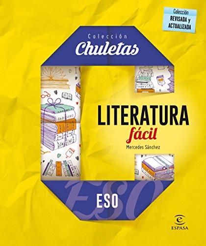 Literatura fácil para la ESO por Mercedes Sánchez