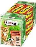 Kitekat Katzenfutter Bunte Vierfalt in Soße