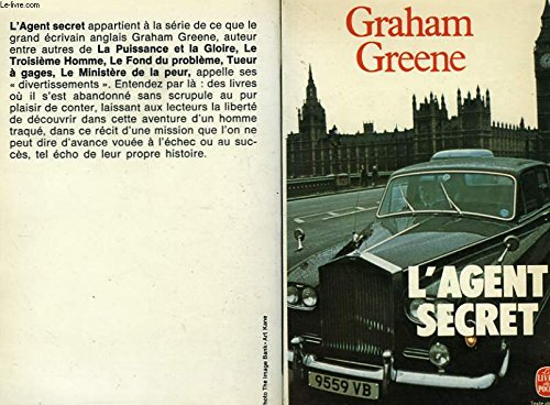 L'agent secret par Graham Greene