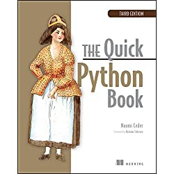 The Quick Python Book, 3E