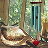 Woodstock Chimes of Pluto Chime -Dark Wood