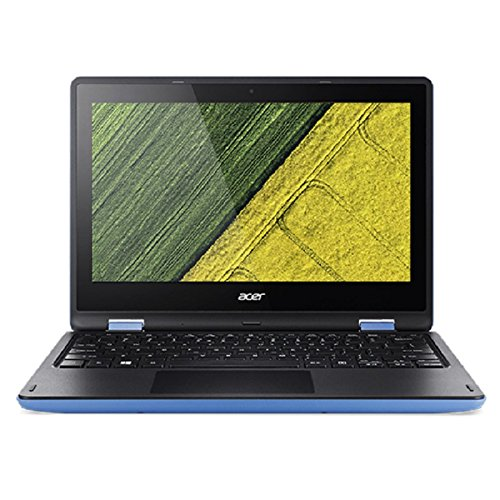 Acer Aspire R3-131T 2017 11.6-inch Laptop (Pentium N3710/4GB/500GB/Windows 10 Home/Integrated Graphics), Sky Blue image - Kerala Online Shopping