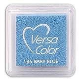versasmall Tinte Pads Tsukineko Pigment Stempelkissen, Baby Blau