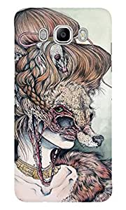 Dreambolic Vulpes Masquerade Now As A Print Mobile Back Cover