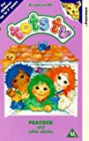 Picture Of Tots TV: Peacock And Other Stories [VHS]