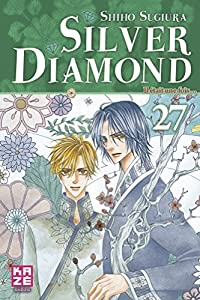 Silver Diamond Edition simple Tome 27