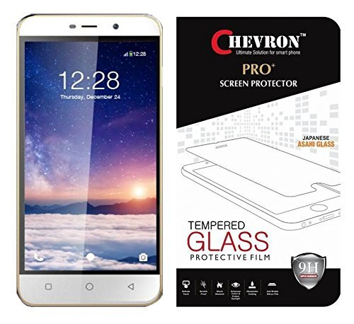 Chevron-25D-03mm-Pro-Tempered-Glass-Screen-Protector-For-Coolpad-Note-3-Lite-5-inch