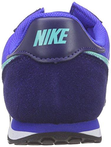 Nike Damen Genicco Laufschuhe Blau (Racer Blue/Hyper Türkis - Blau/Weiß 434)
